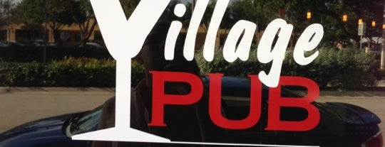 Village Pub - Wilton Manors is one of FTL.