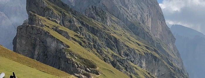 Furcela Pana - Seceda is one of Locais salvos de Dmitry.