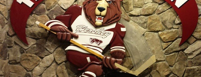 The Bears' Den at Hershey Lodge is one of Orte, die Chrissy gefallen.
