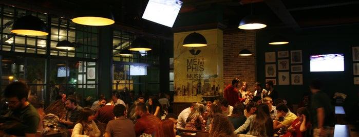 Varuna Memphis Pub is one of eskişehir.