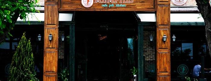Varuna Memphis Pub is one of Eskişehir'in En Popüler Mekanları.