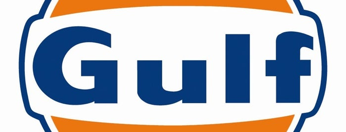 Gulf is one of Aran : понравившиеся места.