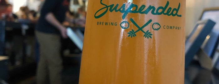 Suspended Brewing Company is one of Orte, die Cole gefallen.