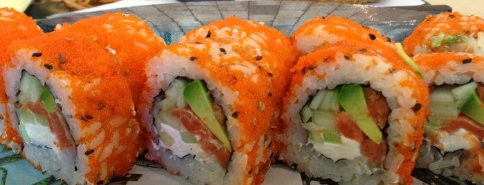 Sushi Roll is one of Juan'ın Beğendiği Mekanlar.