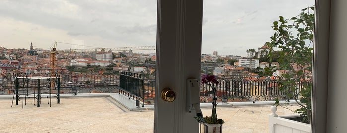 Yeatman Restaurant is one of Porto List.