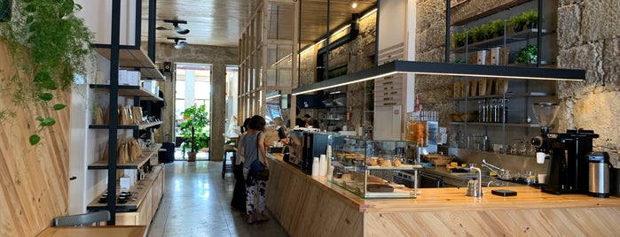Fabrica Coffee Roasters is one of Porto.