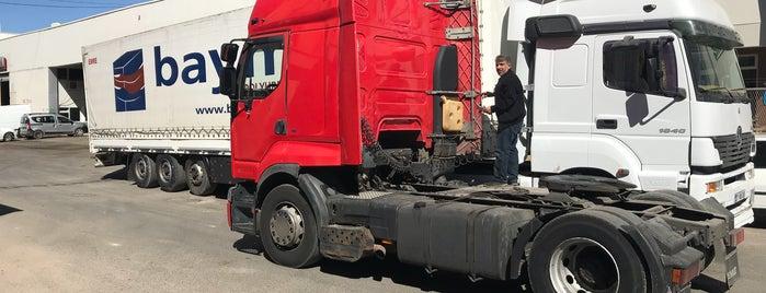Volvo Renault Trucks Servis Merkezi is one of Kenan : понравившиеся места.
