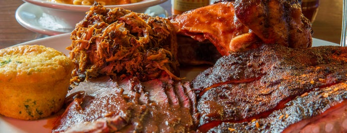 Virgil's Real BBQ is one of The 20 Best BBQ Joints in NYC.