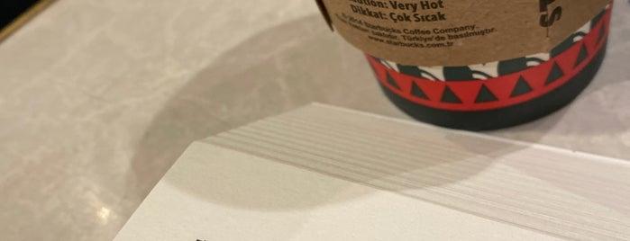 Starbucks is one of Locais curtidos por Dilek.