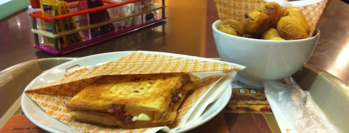Tostex is one of Bakeries, Coffee Shops & Breakfast Places.