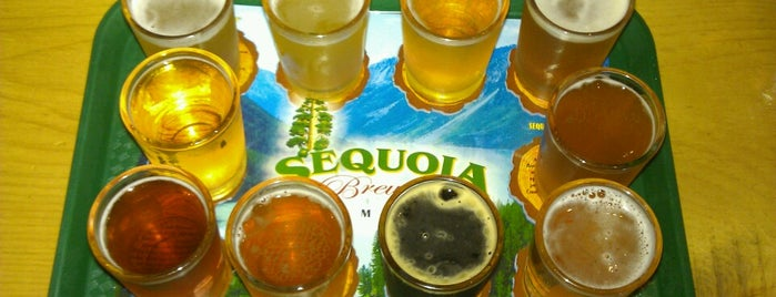 Sequoia Brewing Company is one of Beer Stops: Fresno, CA.