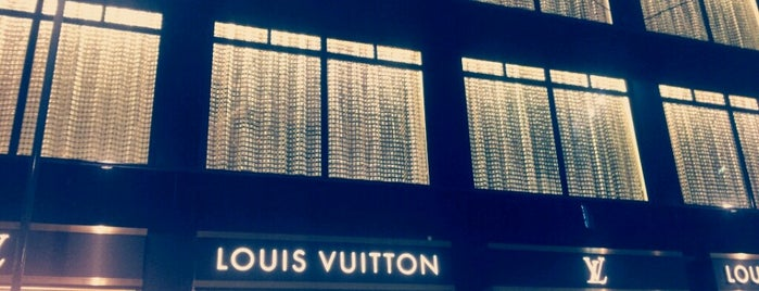 Louis Vuitton is one of Orte, die Veysel gefallen.