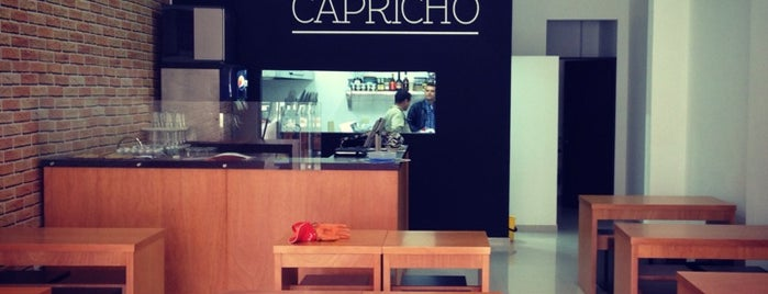 Capricho is one of Georban 님이 저장한 장소.