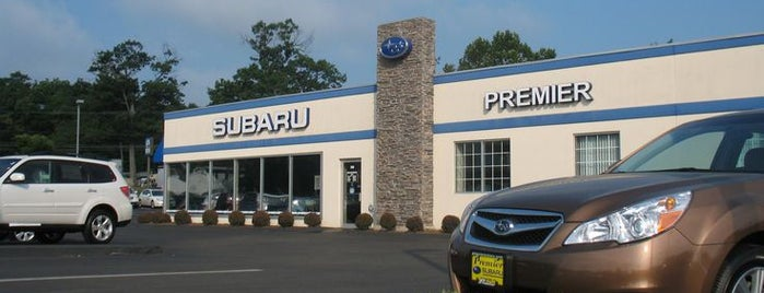 Premier Subaru is one of Subaru of New England Dealers.