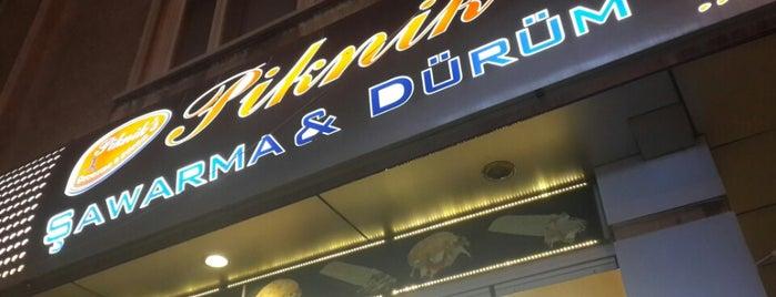 Piknik's Şawarma & Dürüm is one of Beğendiğim Lezzetler.