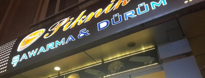 Piknik's Şawarma & Dürüm is one of Orte, die Kiki gefallen.