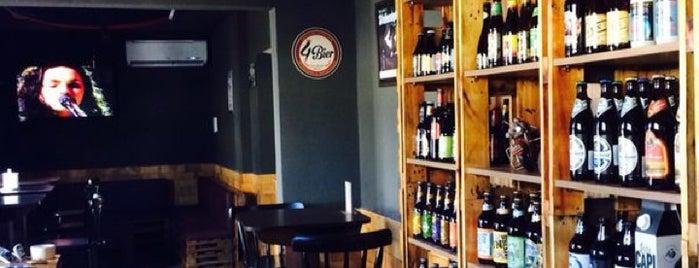 Rhoncus Pub & Beer Store is one of Salvador.