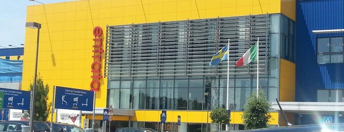 IKEA is one of ancona.