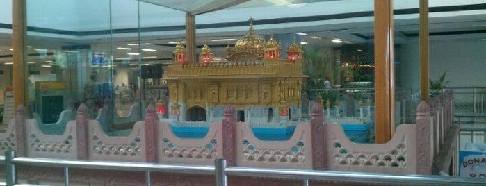 Sri Guru Ram Dass Jee International Airport (ATQ) is one of Karolさんのお気に入りスポット.