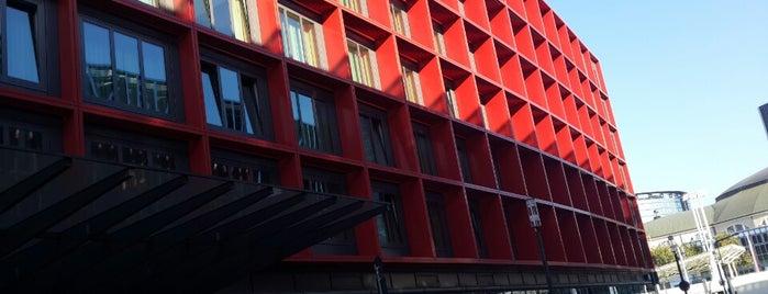 Mövenpick Hotel Frankfurt City is one of Liz 님이 좋아한 장소.