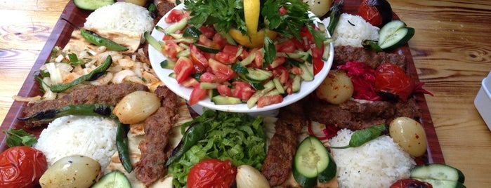 Kaygısızlar Kebap Salonu is one of dogu.