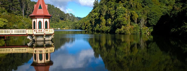 Zealandia Eco-Sanctuary is one of Wellington.