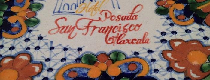 Hotel Posada San Francisco is one of Armando : понравившиеся места.