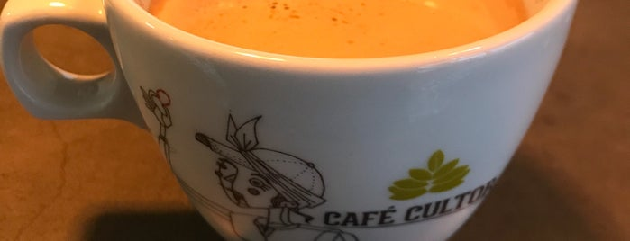 Café Cultor is one of Bogota.