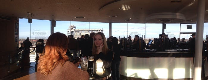 Guinness Storehouse is one of Mayara : понравившиеся места.