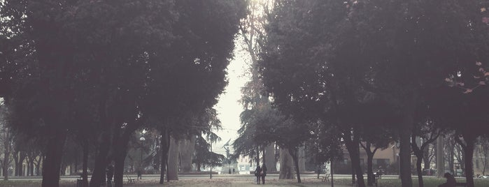 Parco della Montagnola is one of สถานที่ที่ Mayara ถูกใจ.