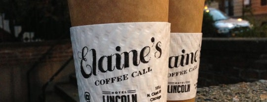 Elaine's Coffee Call is one of Chicagoland.