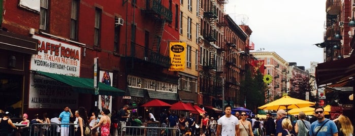 Little Italy is one of NYC Food, Drinks, Culture & Entertainment.