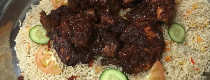 Al Raudhah Restaurant is one of Makan2.