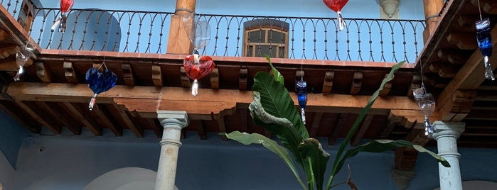 Restaurante Hotel Azul is one of Oaxaca city.