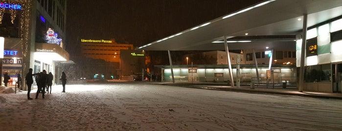 ZOB Passau is one of FlixBus.