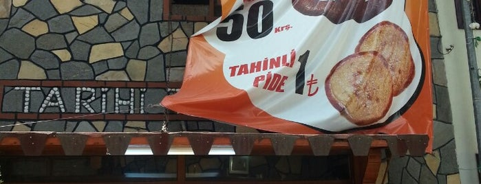 Tarihi Taş Fırın is one of Kahve & Çay.