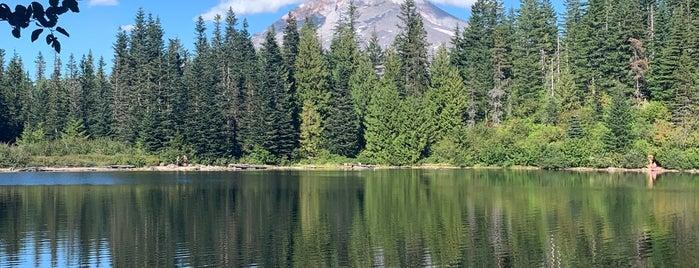 Mirror Lake Trailhead is one of American Travel Bucket List-West Coast.