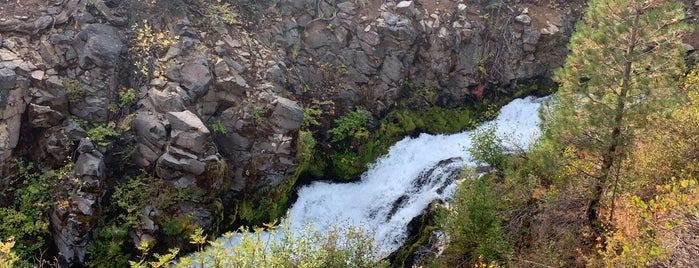Tumalo Falls is one of Parks, Hikes, and Scenic Views.