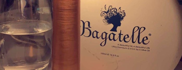 Bagatelle Dubai is one of Dubai restaurants.