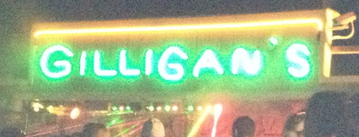 Gilligan's Pier is one of places to ride to.