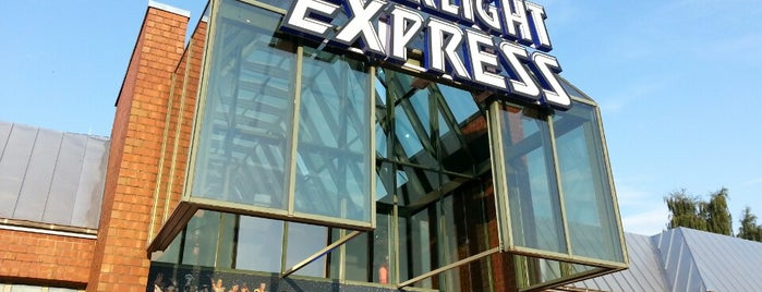 Starlight Express is one of Gespeicherte Orte von Ramona.