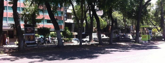 Roma Norte is one of Mexico City.