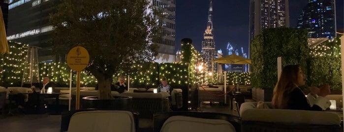PENROSE Lounge is one of Dubai Cafe's & restaurants.