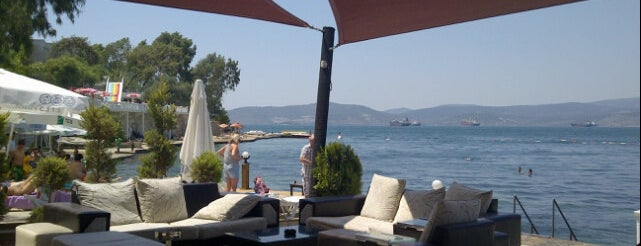 Fuego Beach Club is one of Bodrum.