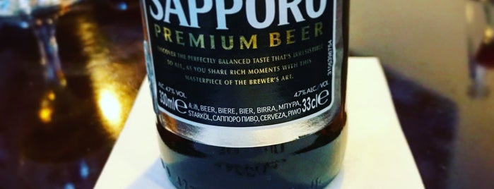 Sapporo is one of EAT.