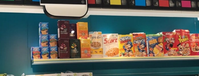 Cereal Killer Cafe is one of Dubai.