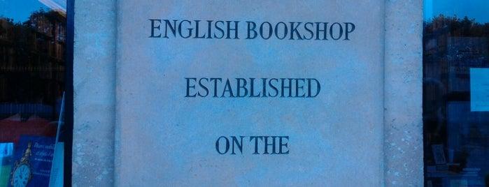 Galigliani is one of Bookstores - International.