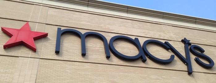 Macy's is one of Locais curtidos por Vlada.