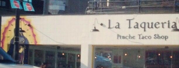La Taqueria Pinche Taco Shop is one of Vancouver.