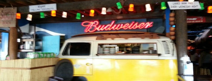 Gilligan's Island Bar and Grill is one of Romina : понравившиеся места.